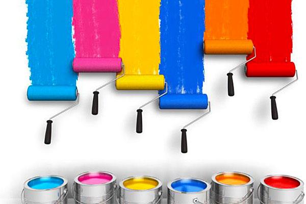 Boyalar ve renkler boyacı beşikteş